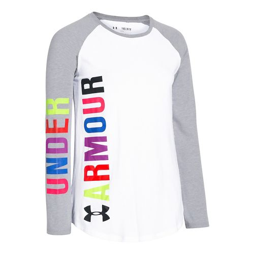 Kids Under Armour�Girls Favorite Longsleeve T