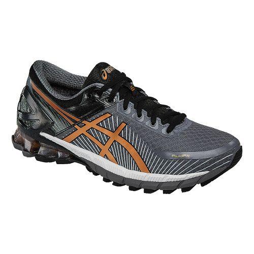 Mens ASICSGEL-Kinsei 6 Running Shoe - Grey/Copper 11