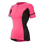 Womens Pearl Izumi Pursuit Endurance Short Sleeve Technical Tops