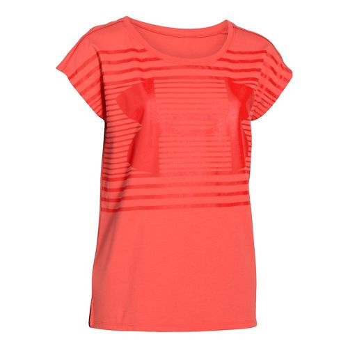 Kids Under Armour�Girls Favorite Shortsleeve T