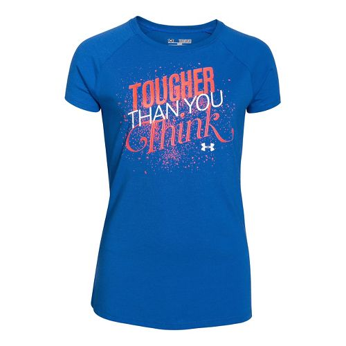 Kids Under Armour�Girls Tougher Thank You Think