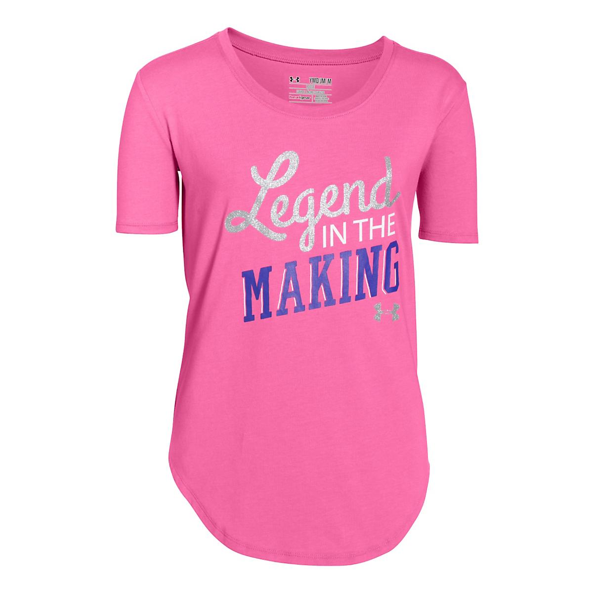 Kids Under Armour�Girls Legend In The Making Shortsleeve T