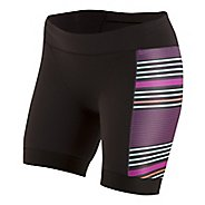 Womens Pearl Izumi ELITE Pursuit Tri Half Unlined Shorts