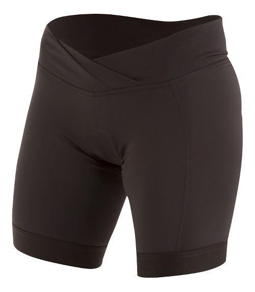 Womens Pearl Izumi ELITE Pursuit Tri Unlined Shorts - Black L