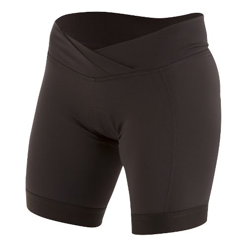 Womens Pearl Izumi ELITE Pursuit Tri Unlined Shorts - Black XXL