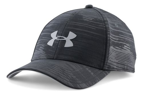 Mens Under Armour Storm Headline Cap Headwear - Black L/XL