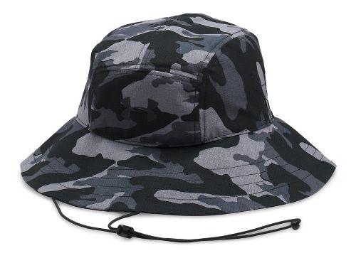 Mens Under Armour AirVent Bucket Headwear - Black/Graphite