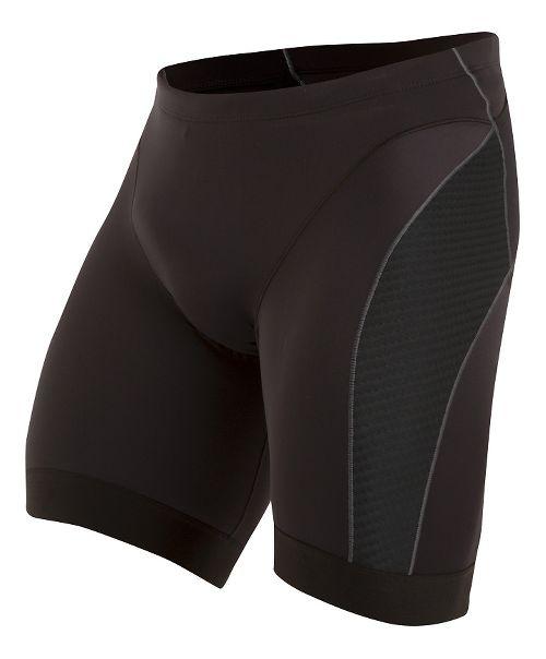 Mens Pearl Izumi ELITE Pursuit Tri Unlined Shorts - Black S
