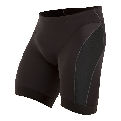 Mens Pearl Izumi ELITE Pursuit Tri Unlined Shorts - Black M