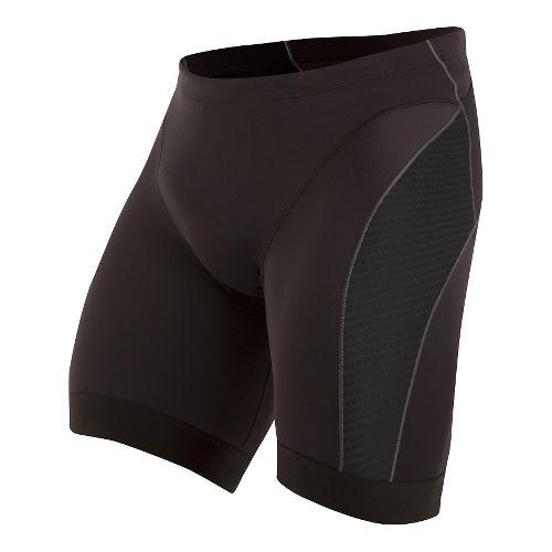 Mens Pearl Izumi ELITE Pursuit Tri Unlined Shorts - Black XL