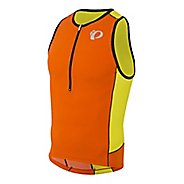 Mens Pearl Izumi ELITE Pursuit Tri Singlet Sleeveless & Tank Technical Tops