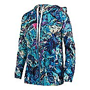 Womens ASICS Anorak Casual Jackets