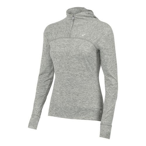 Women's ASICS�ASX Lux 1/2 Zip Hood