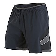 "Mens Pearl Izumi Pursuit 7"" Lined Shorts"