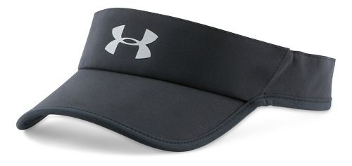 Mens Under Armour Shadow Visor 3.0 Headwear - Black