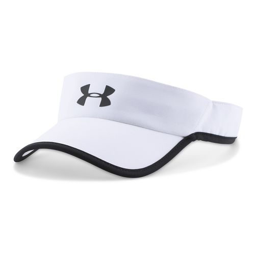 Mens Under Armour Shadow Visor 3.0 Headwear - White