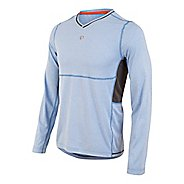 Mens Pearl Izumi Escape Long Sleeve Technical Tops