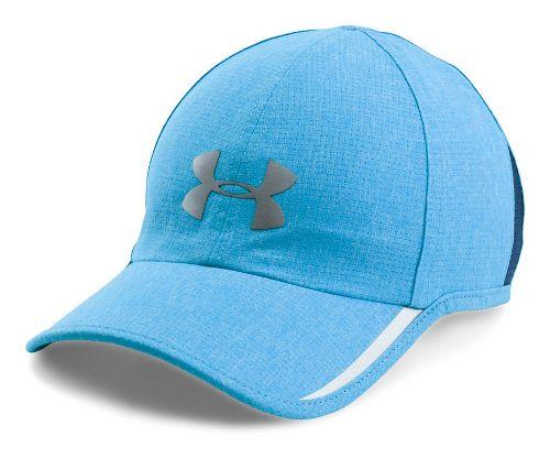Mens Under Armour Shadow AV Cap Headwear - Blue Shift Heather