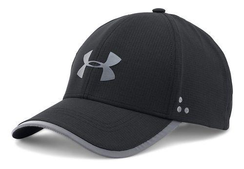 Mens Under Armour Flash 2.0 Cap Headwear - Black