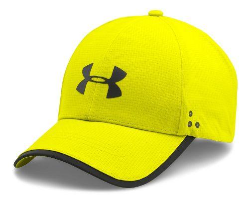 Mens Under Armour Flash 2.0 Cap Headwear - Yellow Ray