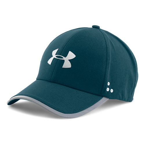 Mens Under Armour Flash 2.0 Cap Headwear - Nova Teal