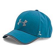 Mens Under Armour Flash 2.0 Cap Headwear - Bayou Blue