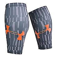 Mens Under Armour Graphic Core Compression Calf Sleeve Injury Recovery