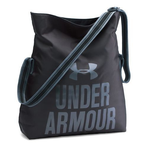 Womens Under Armour Crossbody Bags - Black/Anthracite