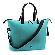 Womens Under Armour On The Run Tote Bags - Blue Infinity/Black