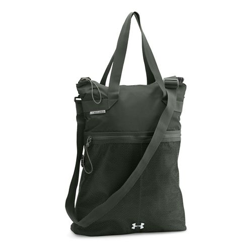 Womens Under Armour Multi-Tasker Tote Bags - Combat Green