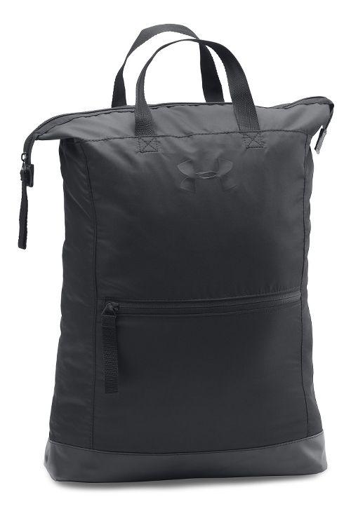 Under Armour Multi-Tasker Backpack Bags - Black