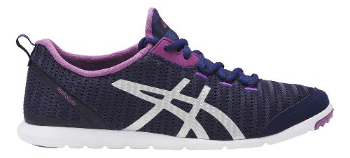Womens ASICS MetroLyte Walking Shoe - Indigo/Orchid 10