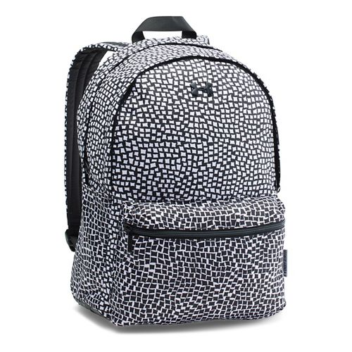 Womens Under Armour Favorite Backpack Bags - Black/White
