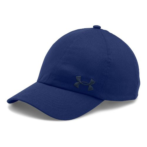 Womens Under Armour  Solid Cap Headwear - Europa Purple