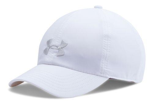 Womens Under Armour Renegade Cap Headwear - White