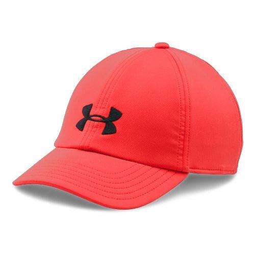 Womens Under Armour Renegade Cap Headwear - Pomegranate
