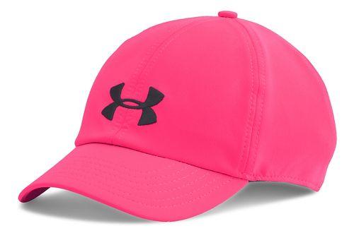 Womens Under Armour Renegade Cap Headwear - Harmony Red
