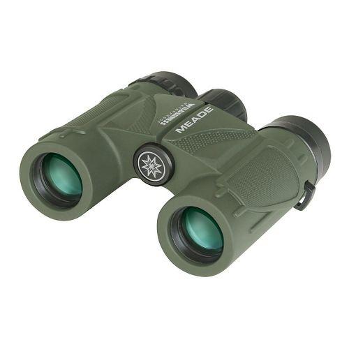 Meade Wilderness Binoculars 10x25 Fitness Equipment - Green/Black