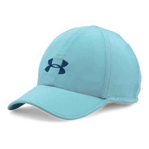 Womens Under Armour Shadow Cap 2.0 Headwear - Maui
