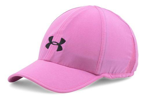 Womens Under Armour Shadow Cap 2.0 Headwear - Verve Violet