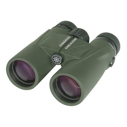 Meade Wilderness Binoculars 10x42 Fitness Equipment - Green/Black