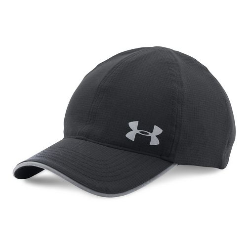 Womens Under Armour CoolSwitch Cap Headwear - Black