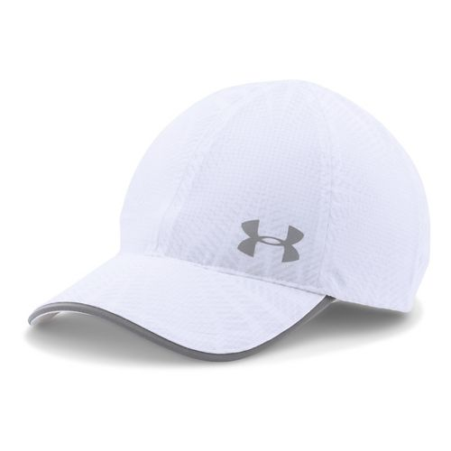 Womens Under Armour CoolSwitch Cap Headwear - White