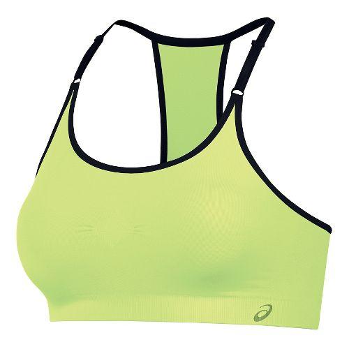 Womens ASICS ASX Seamless Sports Bras - Pistachio M/L