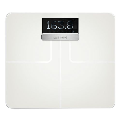Garmin Index Smart Scale Monitors - White