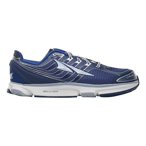 Mens Altra Provision 2.5 Running Shoe - Navy/Silver 8.5