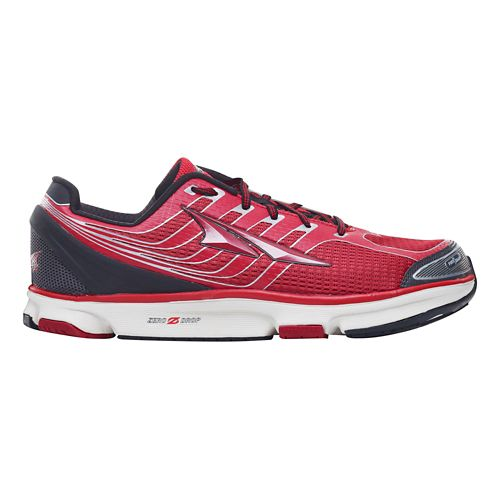 Mens Altra Provision 2.5 Running Shoe - Jester Red/Grey 10.5