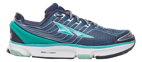 Womens Altra Provision 2.5 Running Shoe - Peacock/Silver 5.5