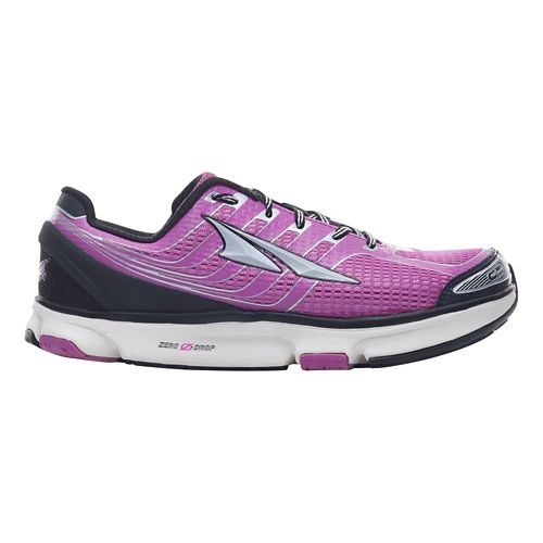 Womens Altra Provision 2.5 Running Shoe - Orchid/Black 6