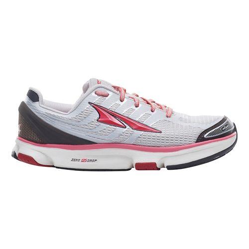 Womens Altra Provision 2.5 Running Shoe - Shitake/Poppy Red 10